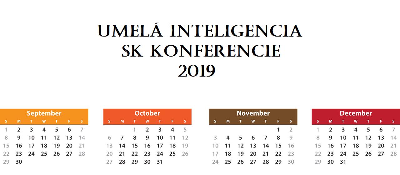 Umelá inteligencia – konferencie na Slovensku