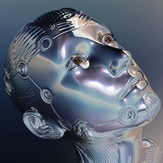 robot; FaceID; aplikácia