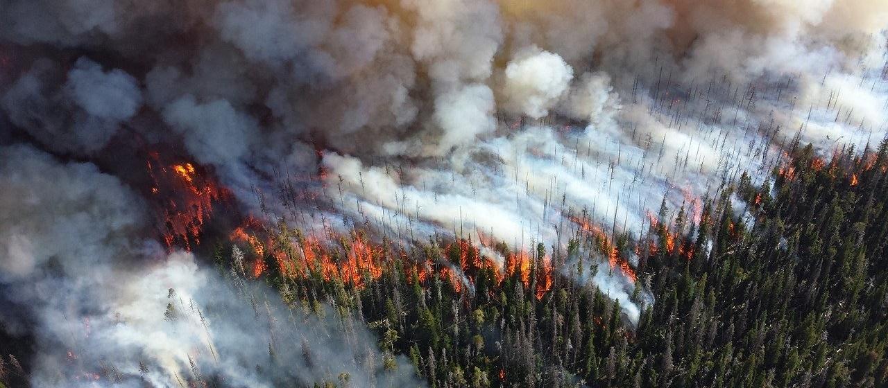 Rýchla lokalizácia požiaru vďaka umelej inteligencii