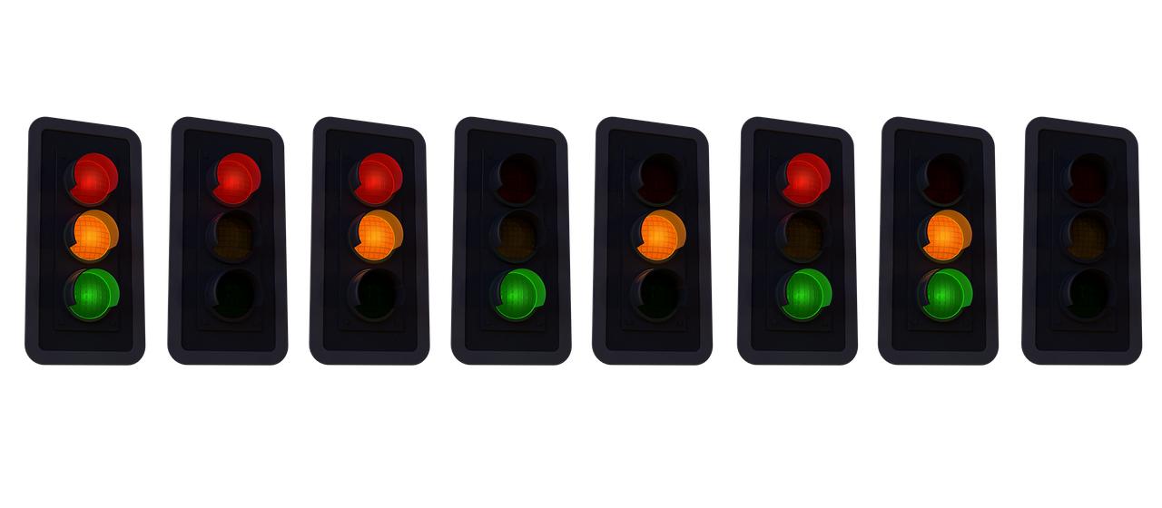 inteligentny semafor umela inteligencia