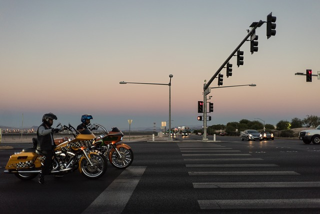 autonomne vozidla motorka